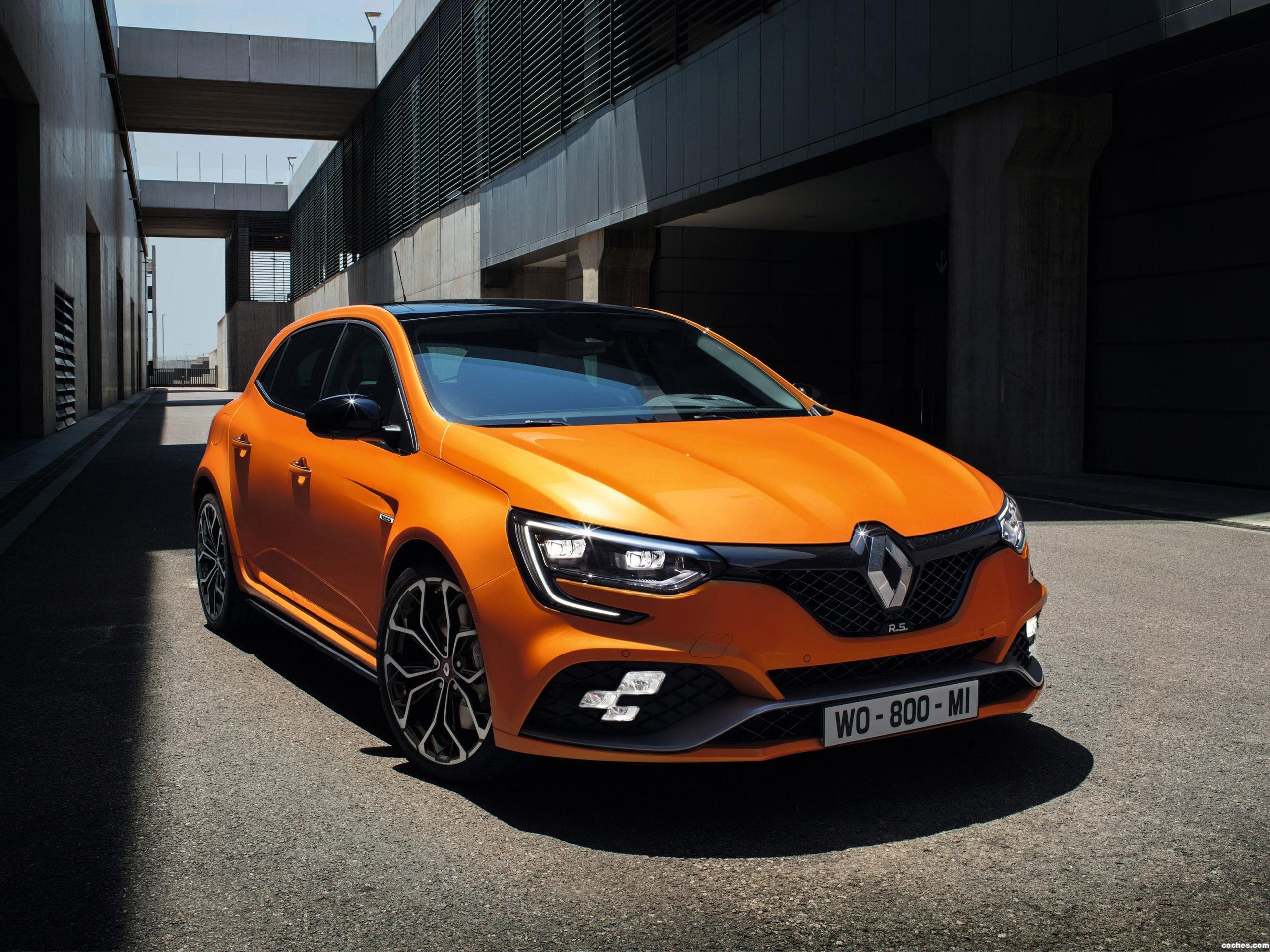 Foto 0 de Renault Megane R.S. 2017