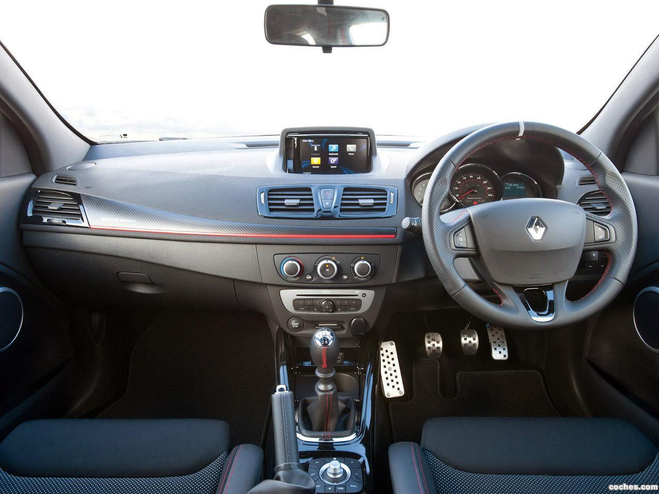Foto 10 de Renault Megane R.S. 265 UK 2014