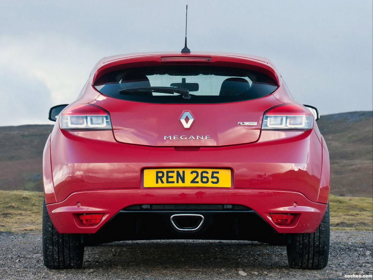 Foto 6 de Renault Megane R.S. 265 UK 2014