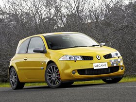 Ver foto 2 de Renault Megane RS R26 Australia 2007