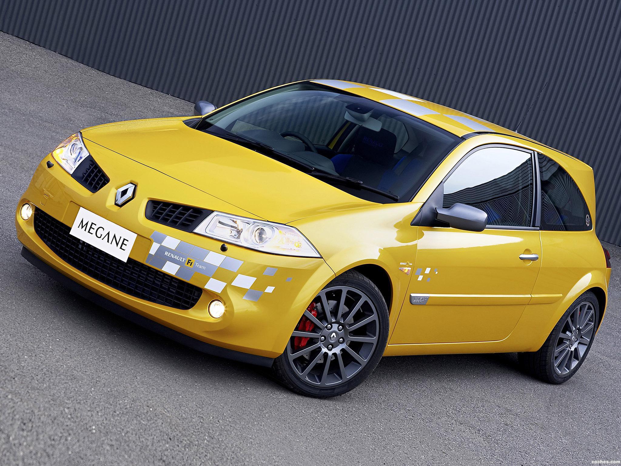 Foto 0 de Renault Megane RS R26 Australia 2007