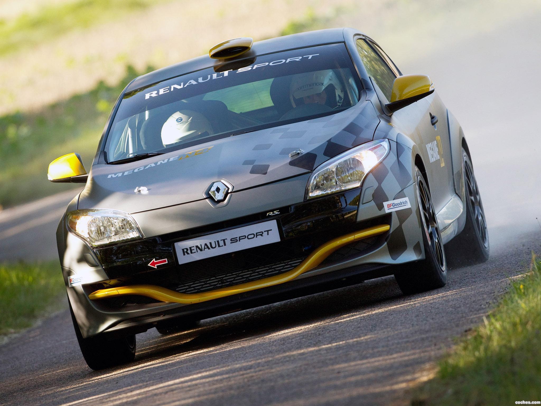Foto 0 de Renault Megane RS N4 2010