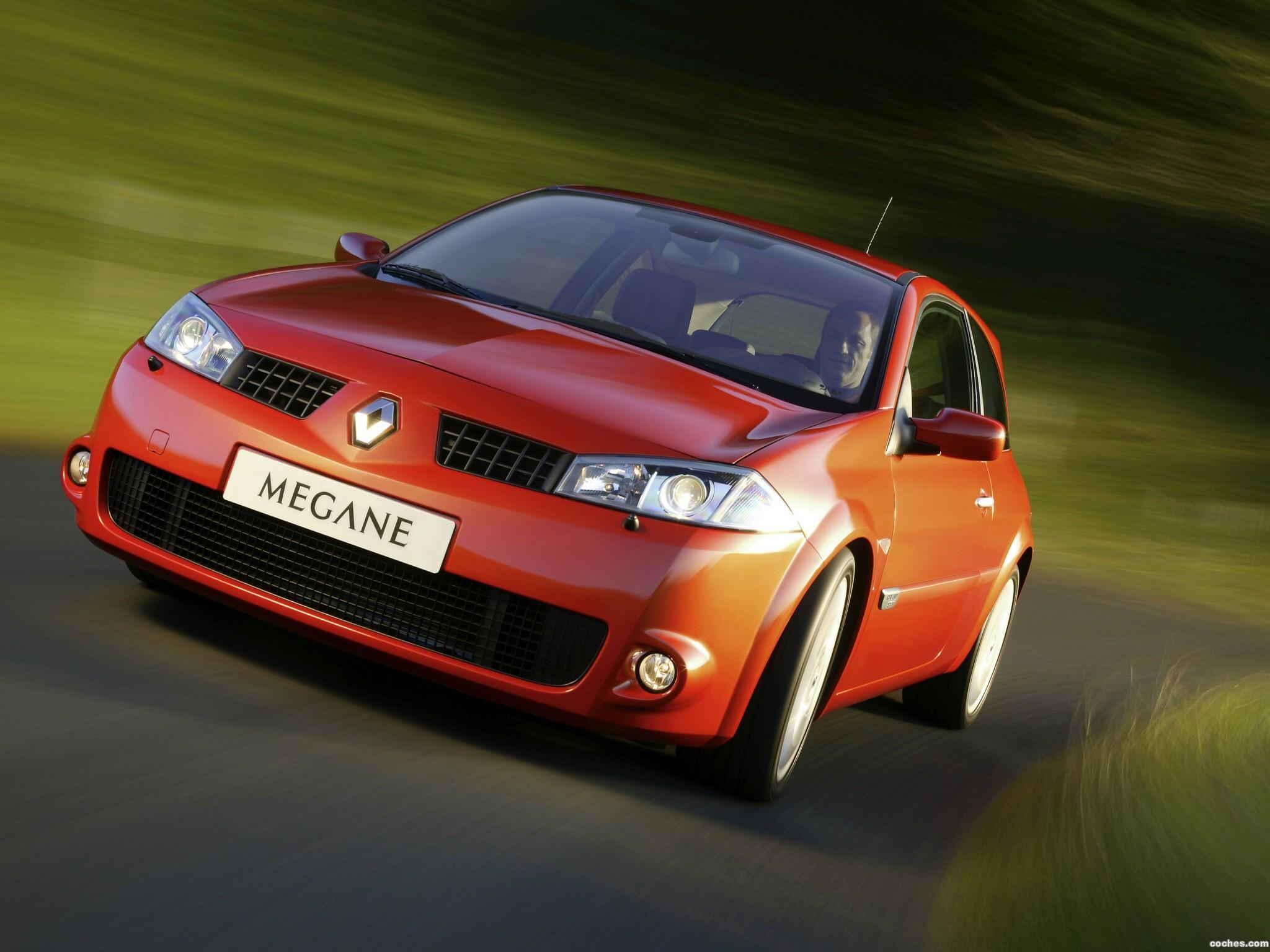 Foto 0 de Renault Megane RS Sport 2006
