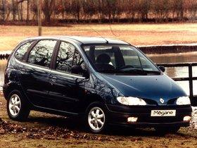 Ver foto 1 de Renault Megane Scenic 1996