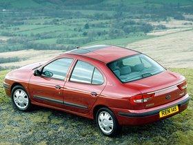 Ver foto 5 de Renault Megane Sedan 1999