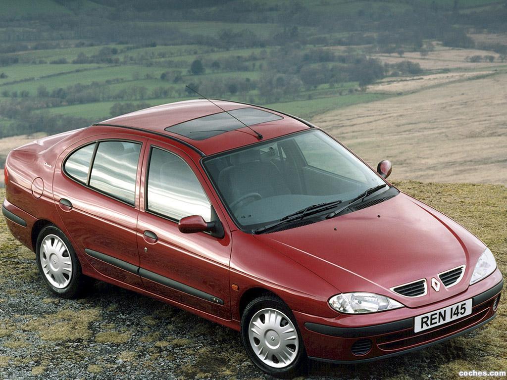 Foto 0 de Renault Megane Sedan 1999