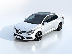 Ver foto 1 de Renault Megane Sedan  2016