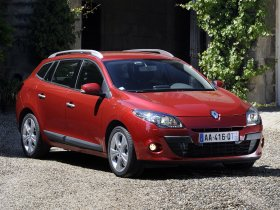 Fotos de Renault Megane Sports Tourer 2009
