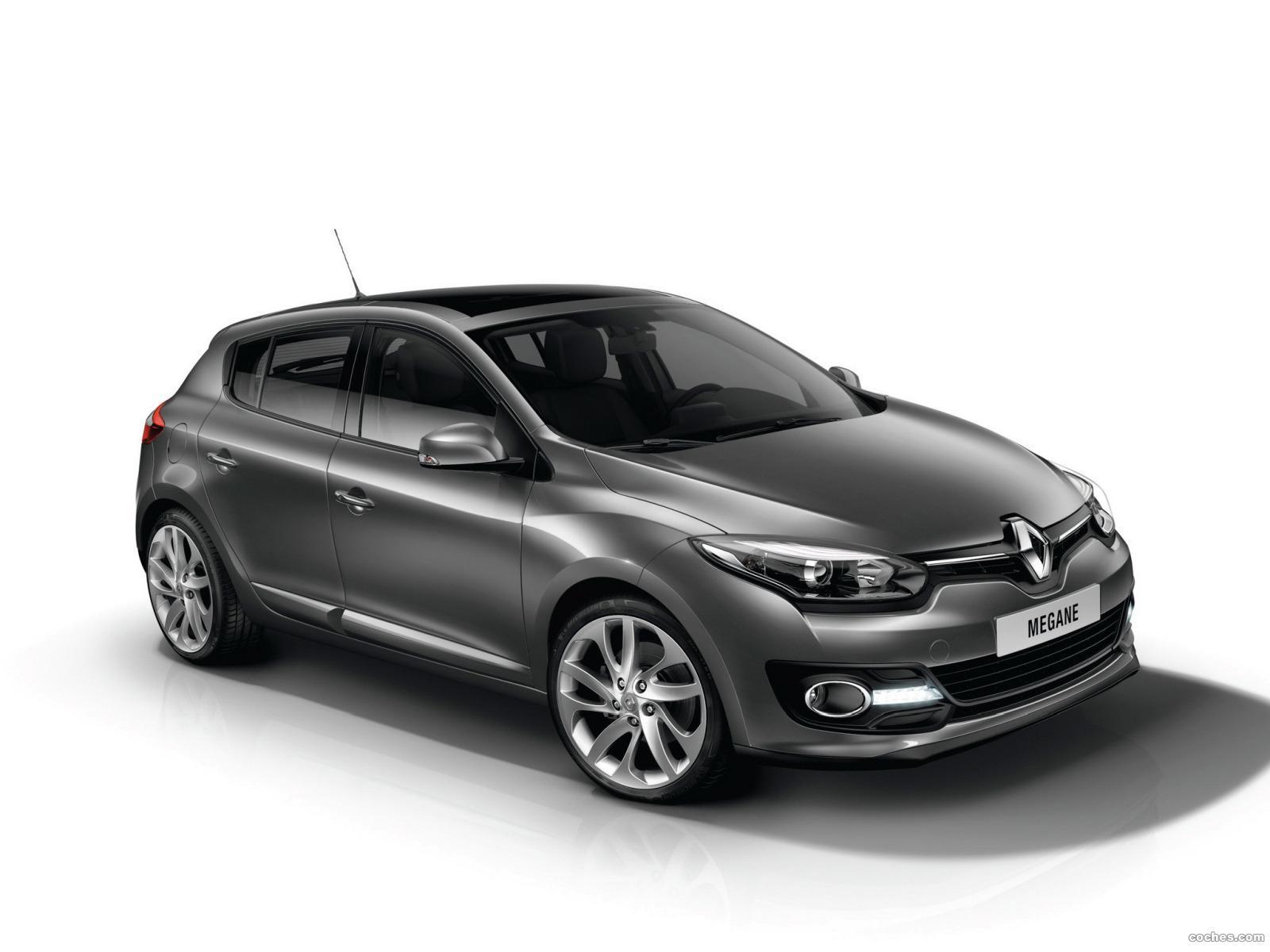 Foto 0 de Renault Megane 5 puertas 2014