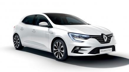Renault Mégane E-tech Intens 117kw