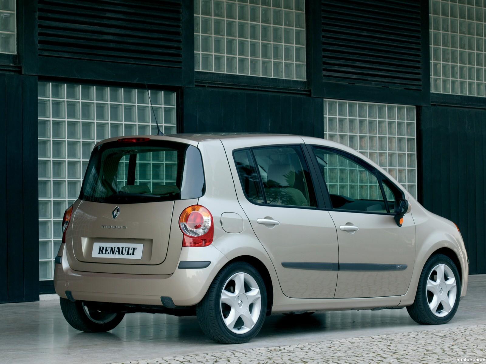 Foto 4 de Renault Modus 2004