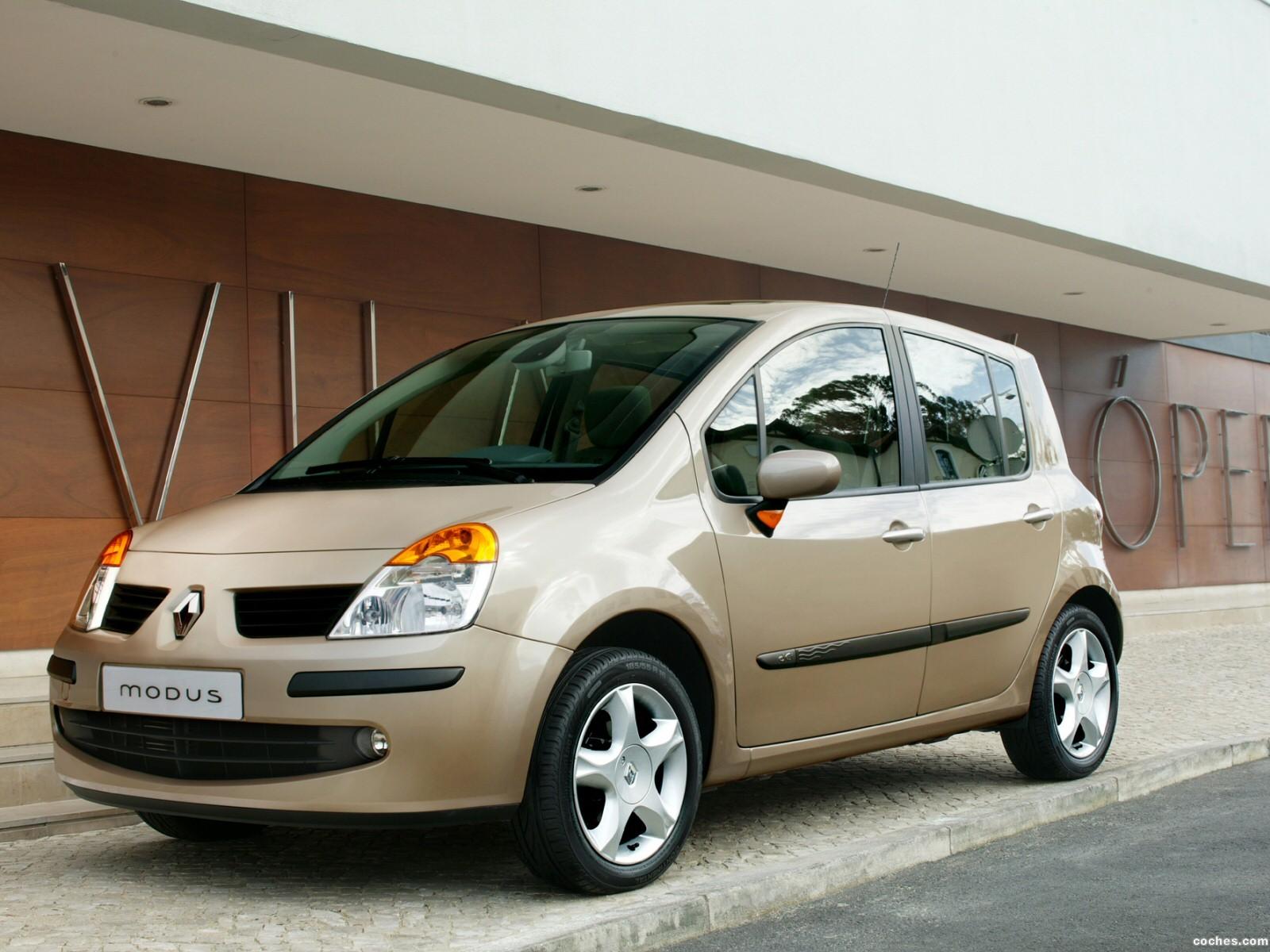 Foto 1 de Renault Modus 2004
