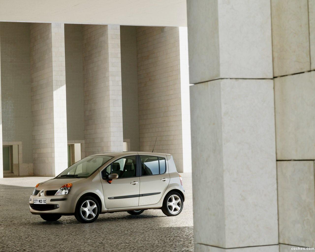 Foto 5 de Renault Modus 2004