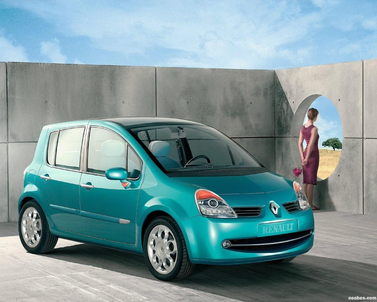 Foto 0 de Renault Modus Concept 2004