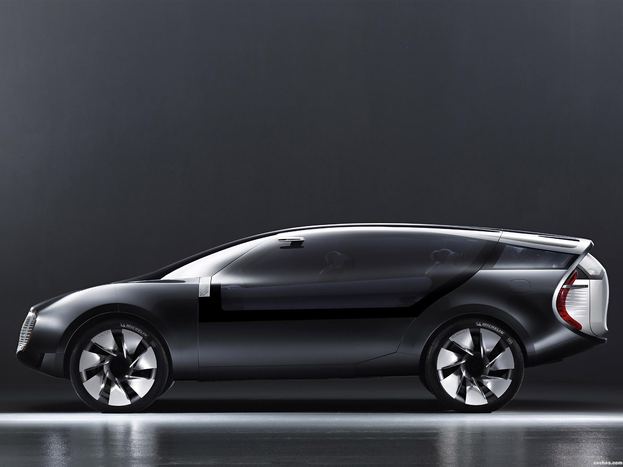 Foto 4 de Renault Ondelios Concept 2008