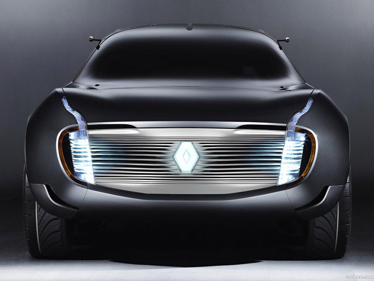 Foto 2 de Renault Ondelios Concept 2008
