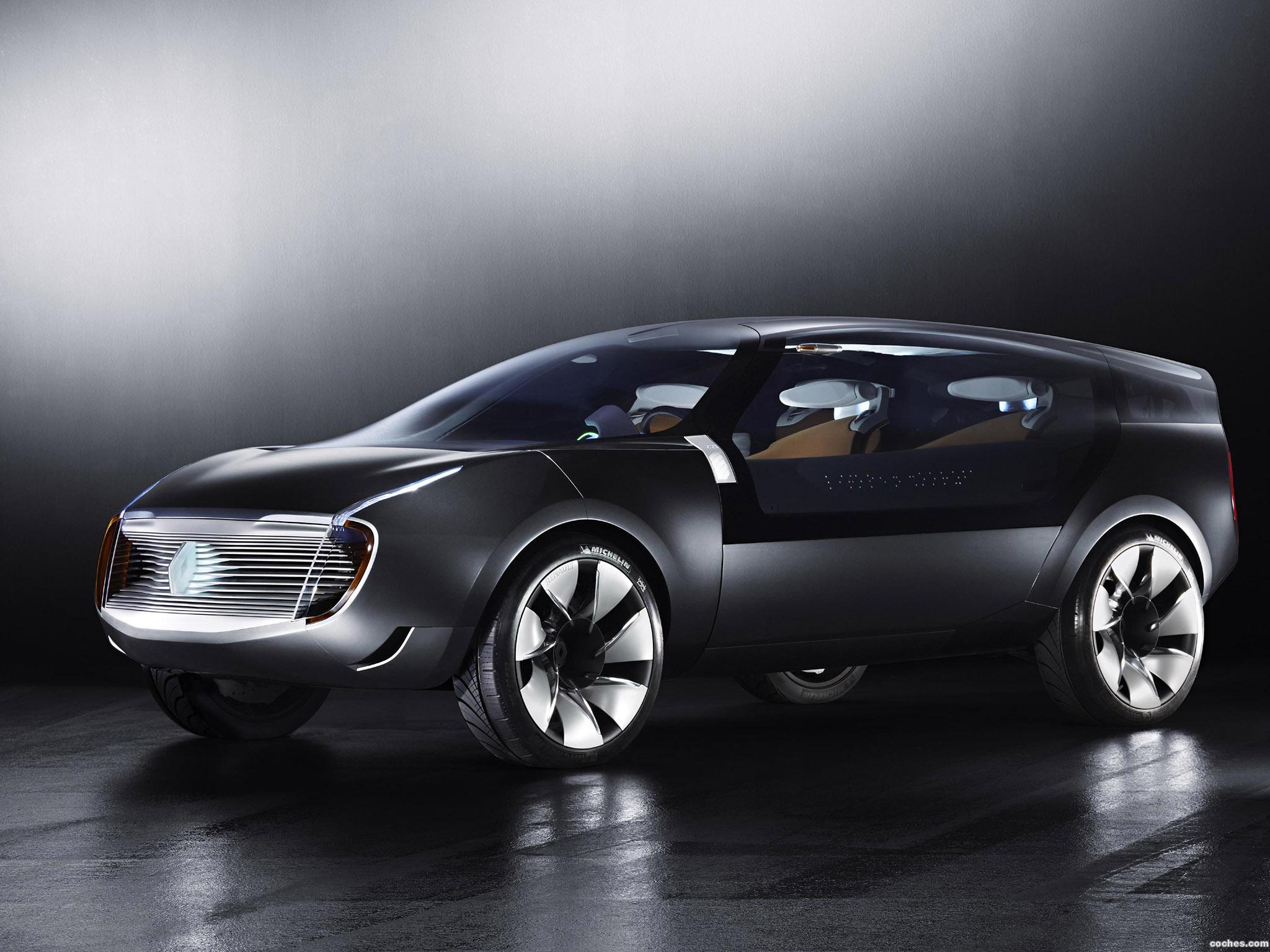 Foto 0 de Renault Ondelios Concept 2008