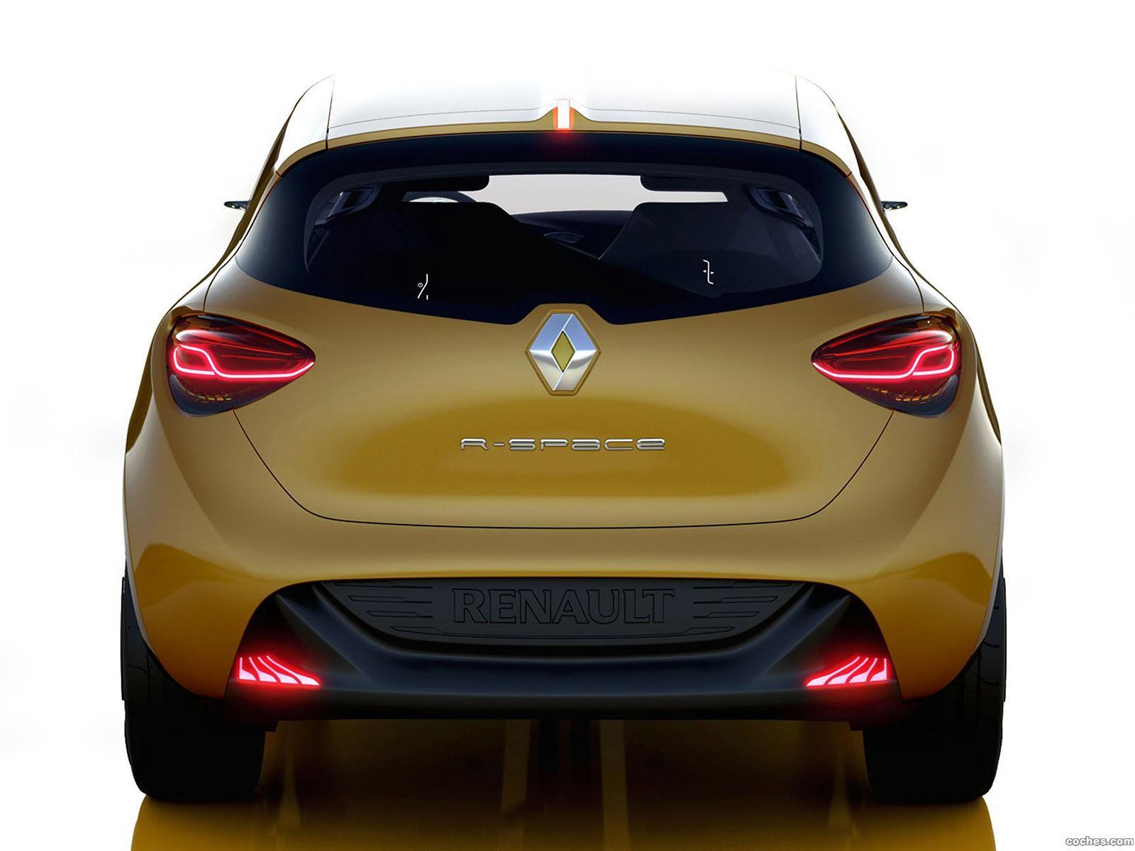 Foto 11 de Renault R-Space Concept 2011