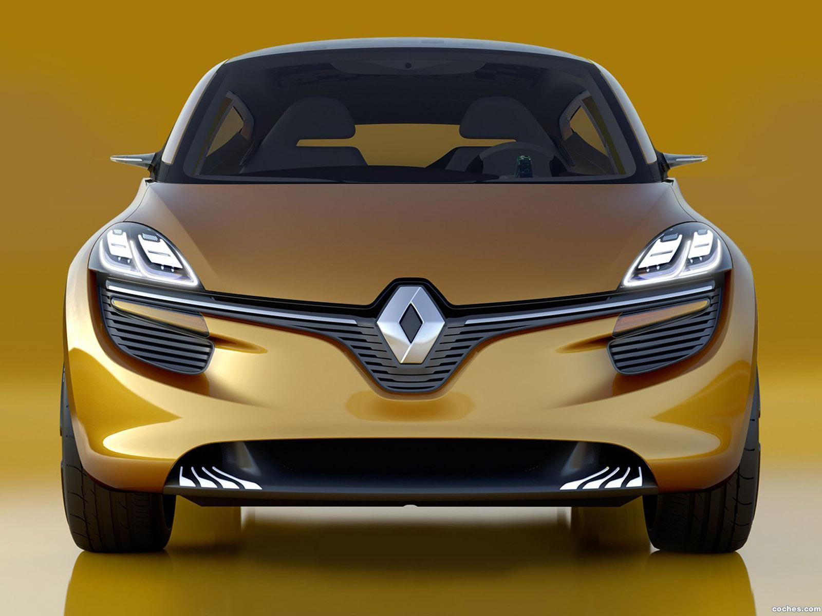 Foto 10 de Renault R-Space Concept 2011