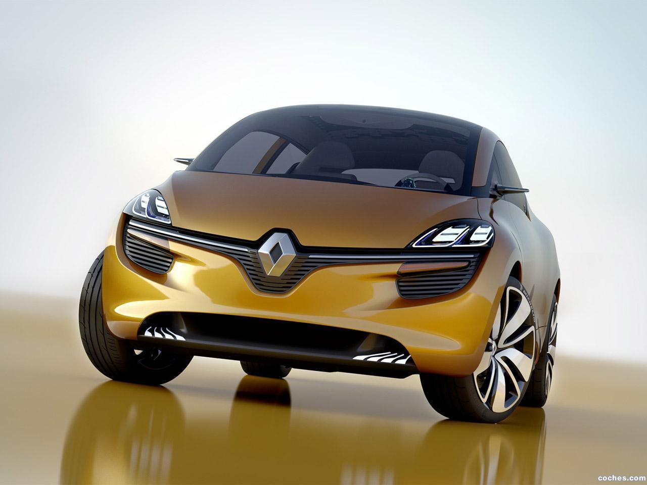 Foto 9 de Renault R-Space Concept 2011