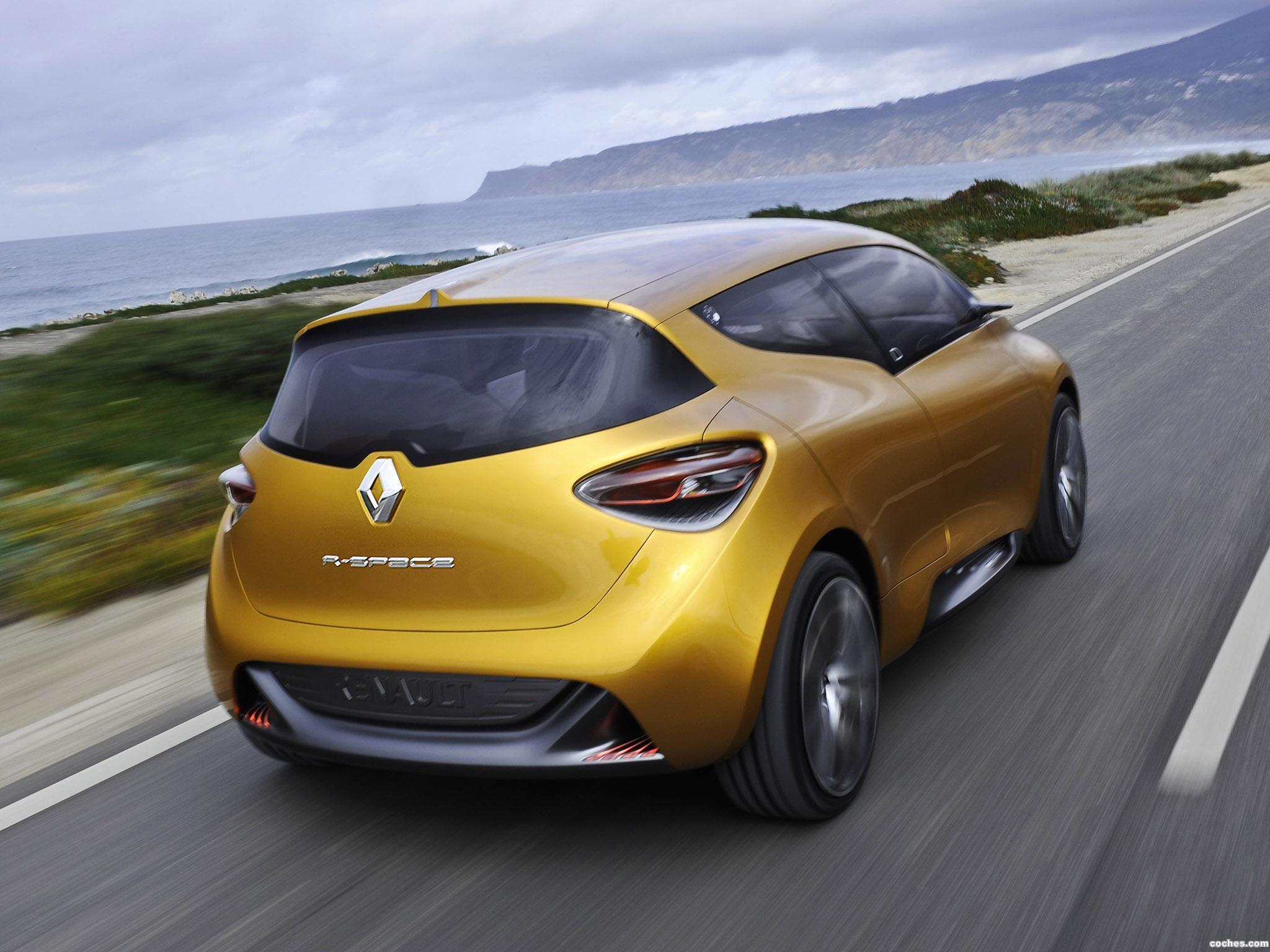 Foto 8 de Renault R-Space Concept 2011