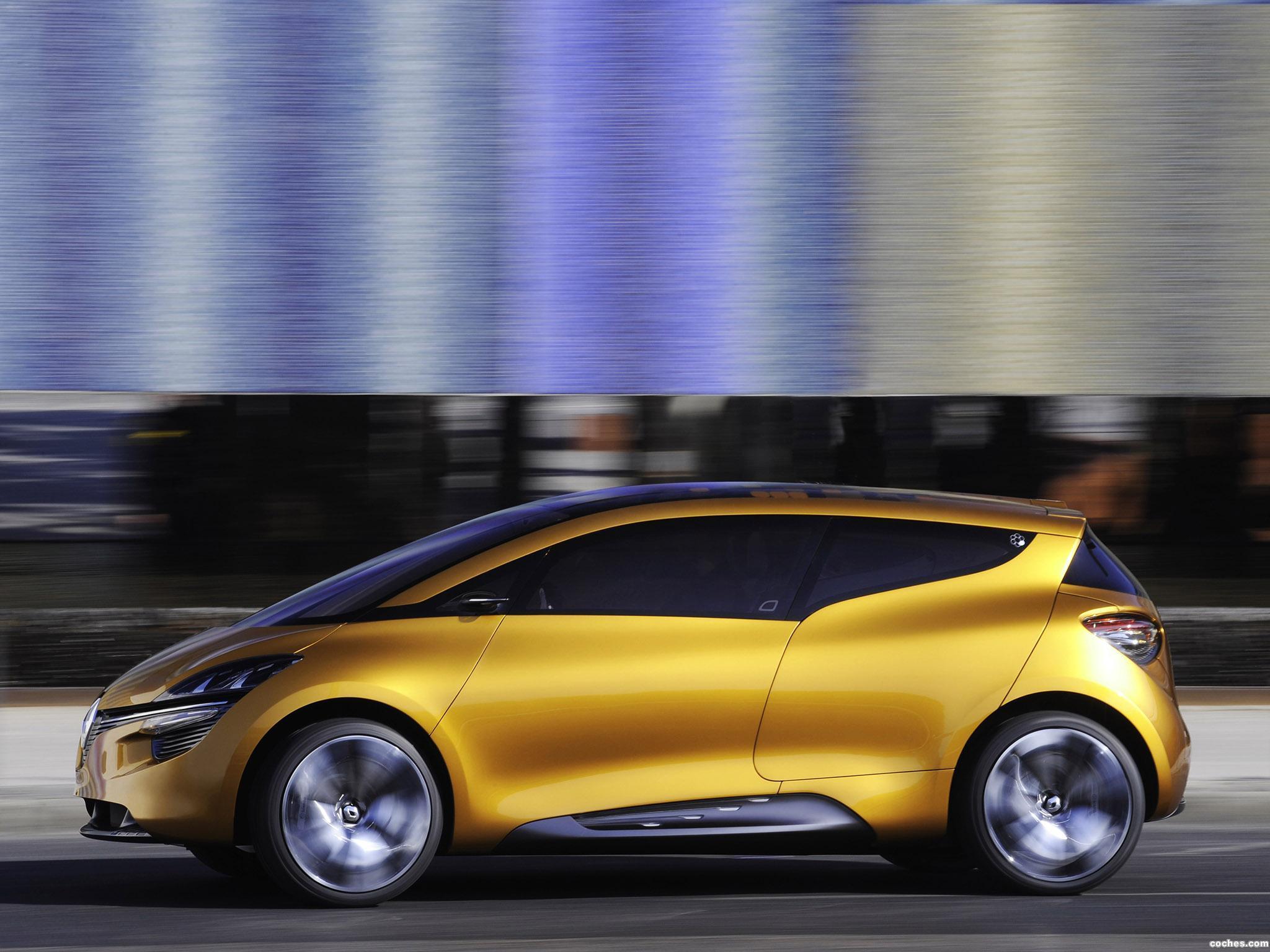 Foto 7 de Renault R-Space Concept 2011