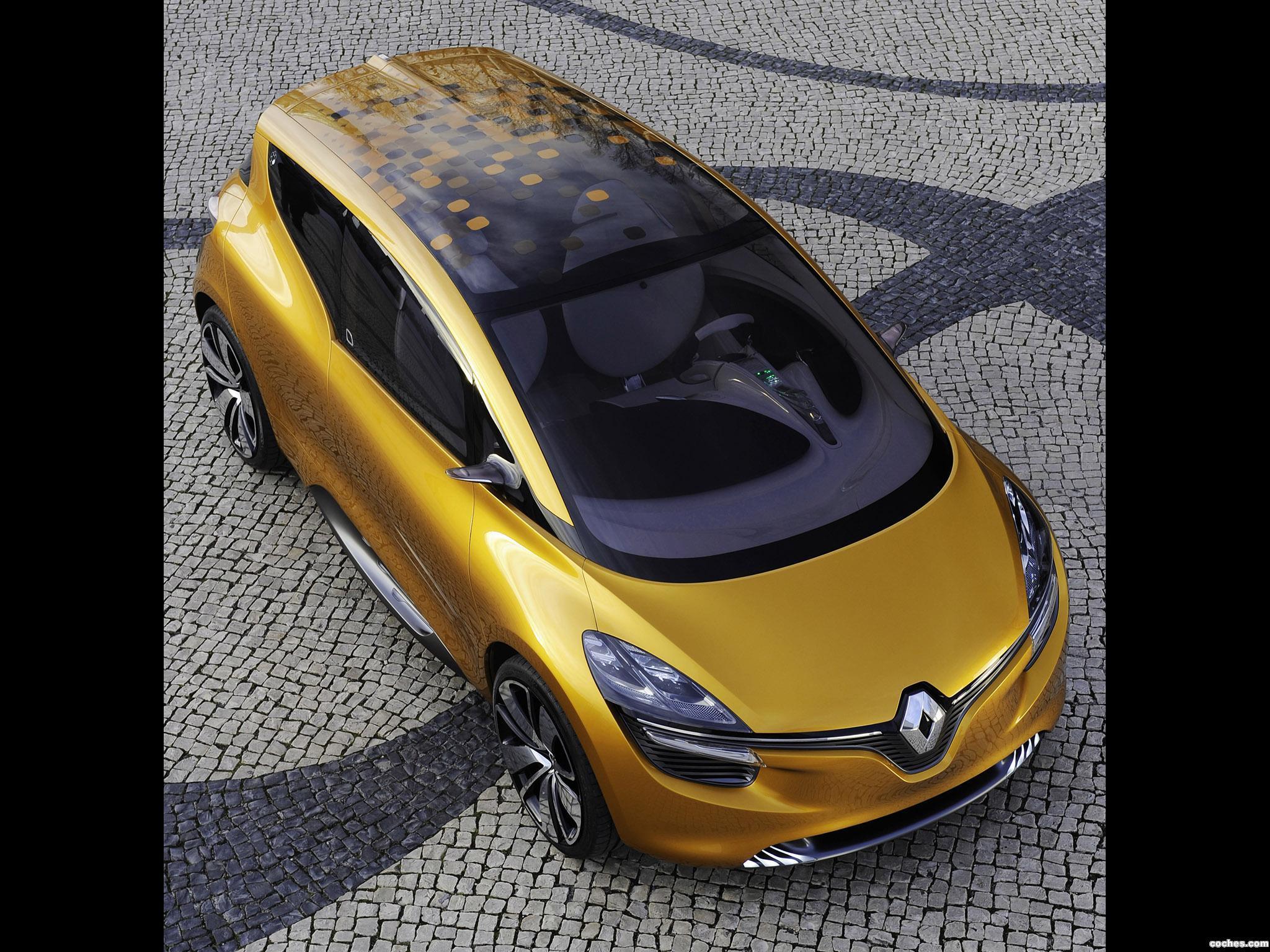 Foto 2 de Renault R-Space Concept 2011