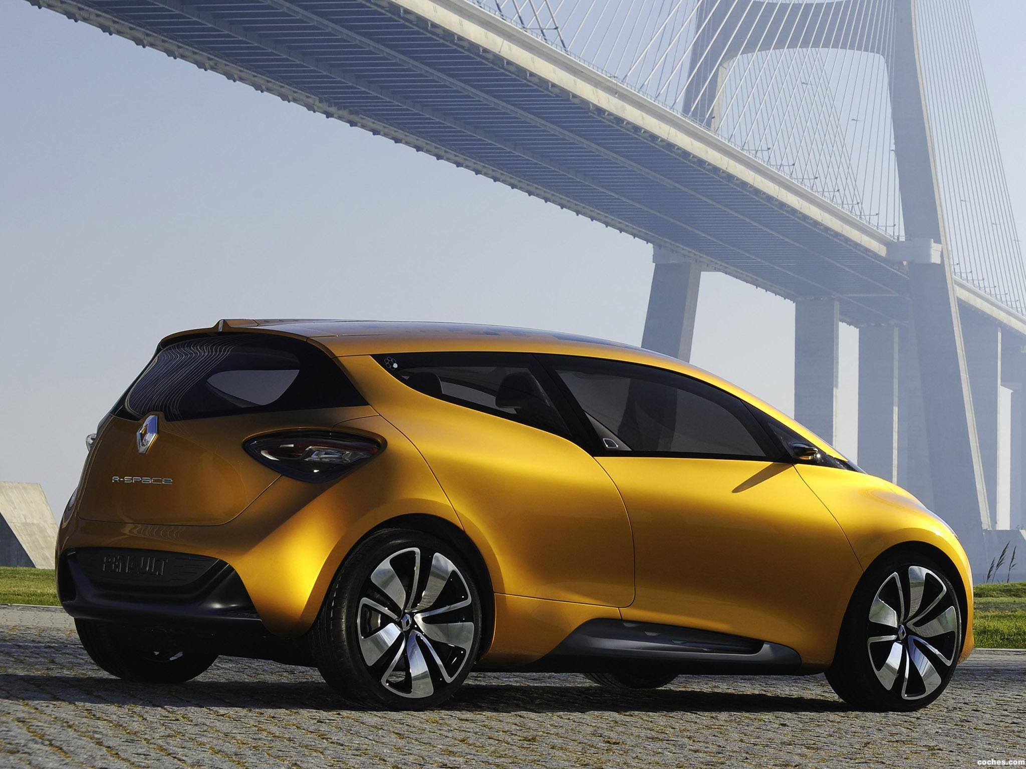 Foto 1 de Renault R-Space Concept 2011