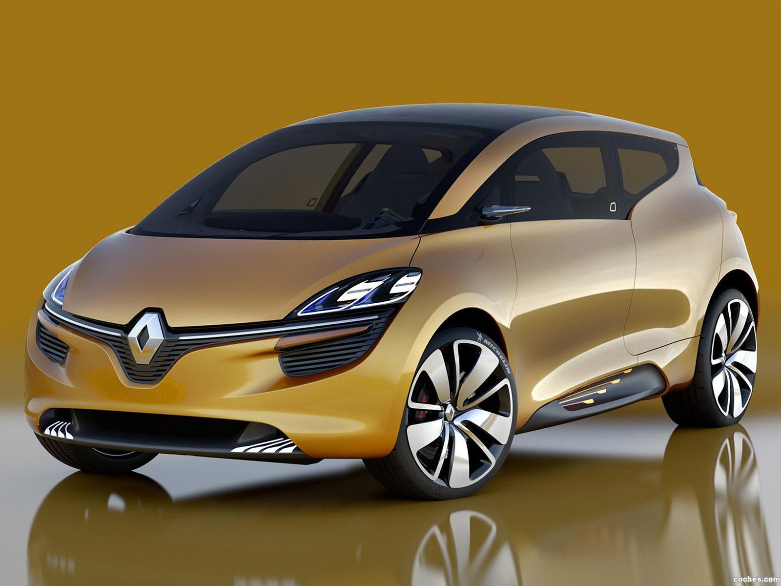Foto 0 de Renault R-Space Concept 2011