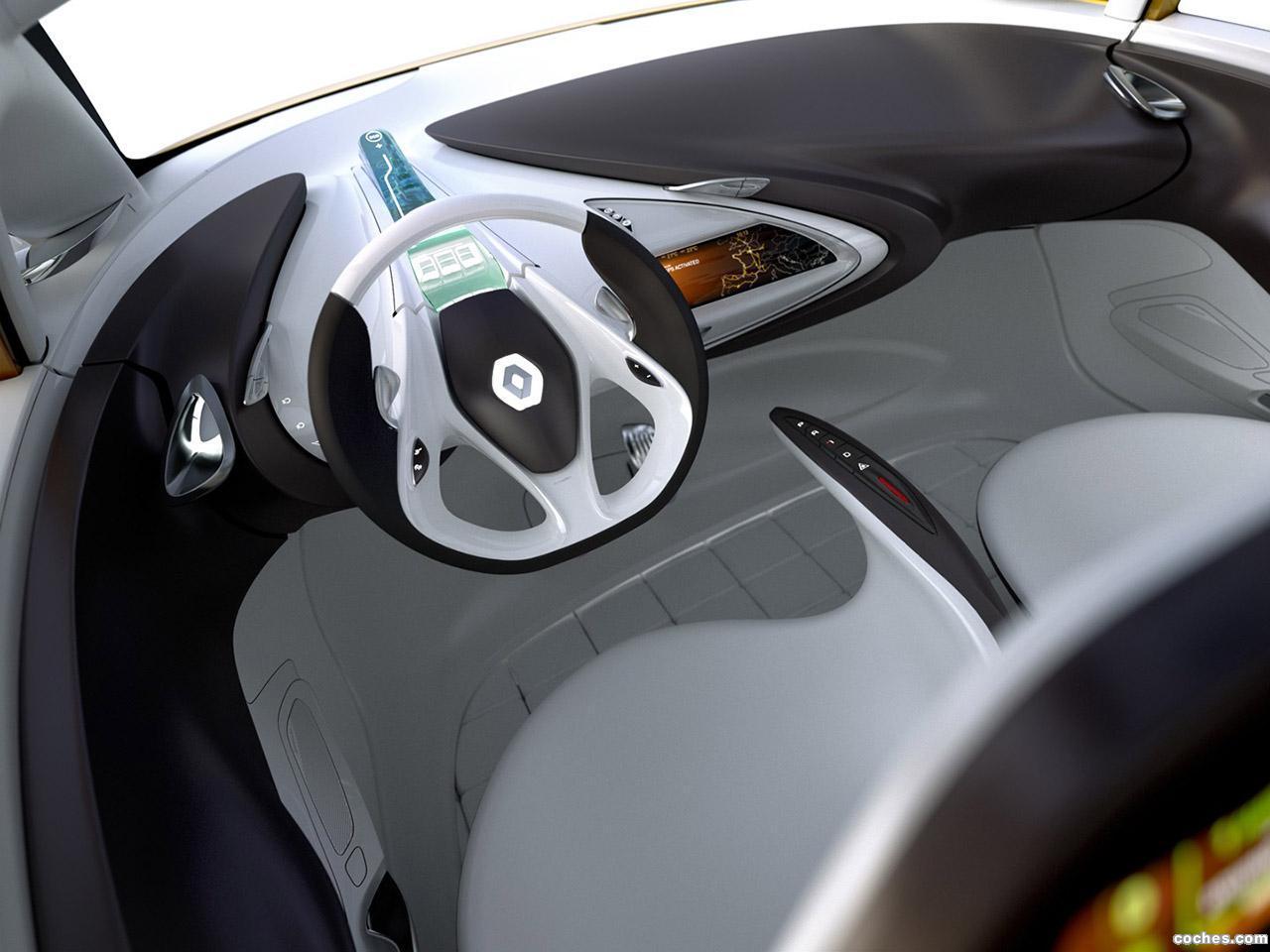 Foto 18 de Renault R-Space Concept 2011
