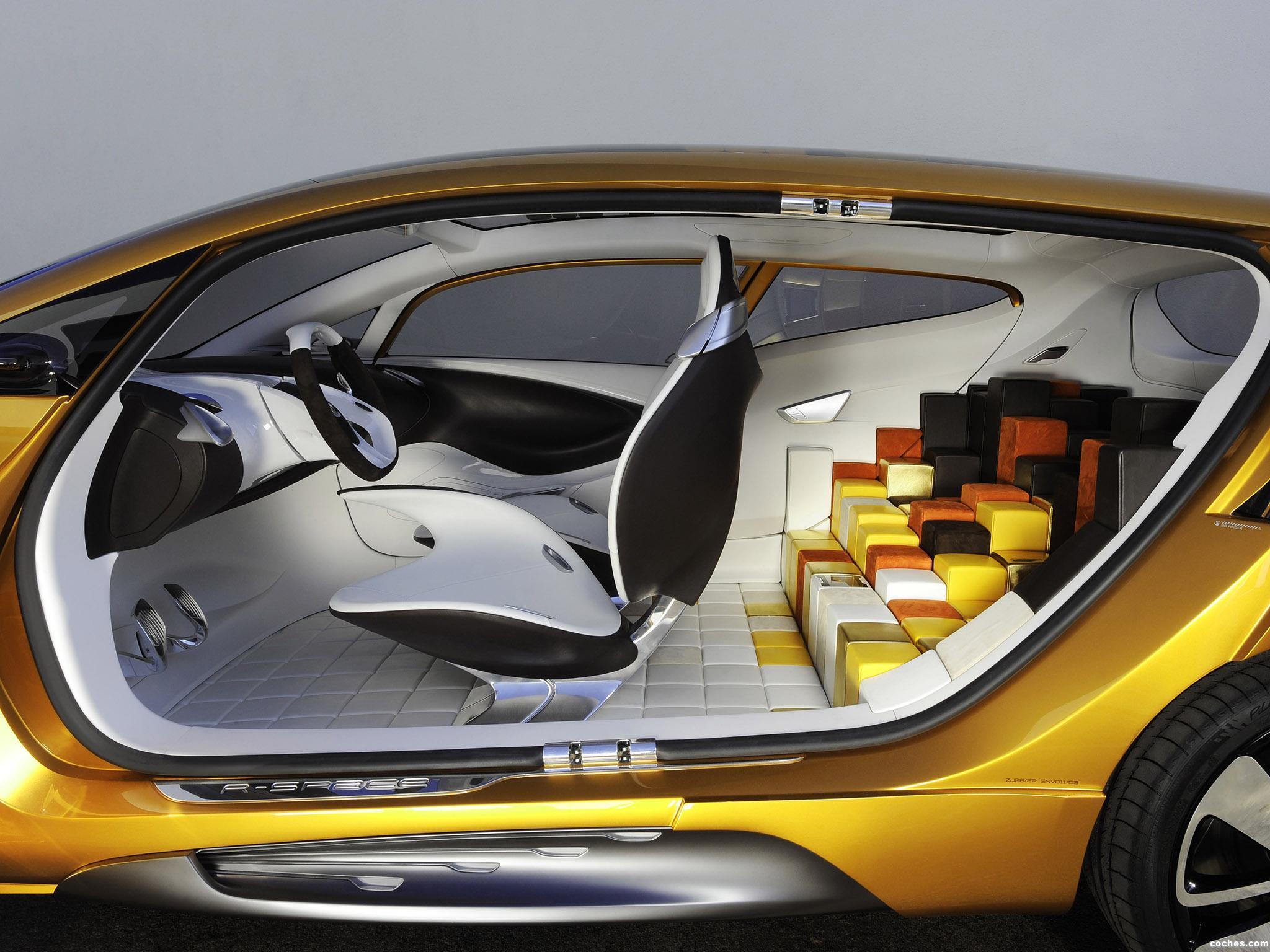 Foto 15 de Renault R-Space Concept 2011
