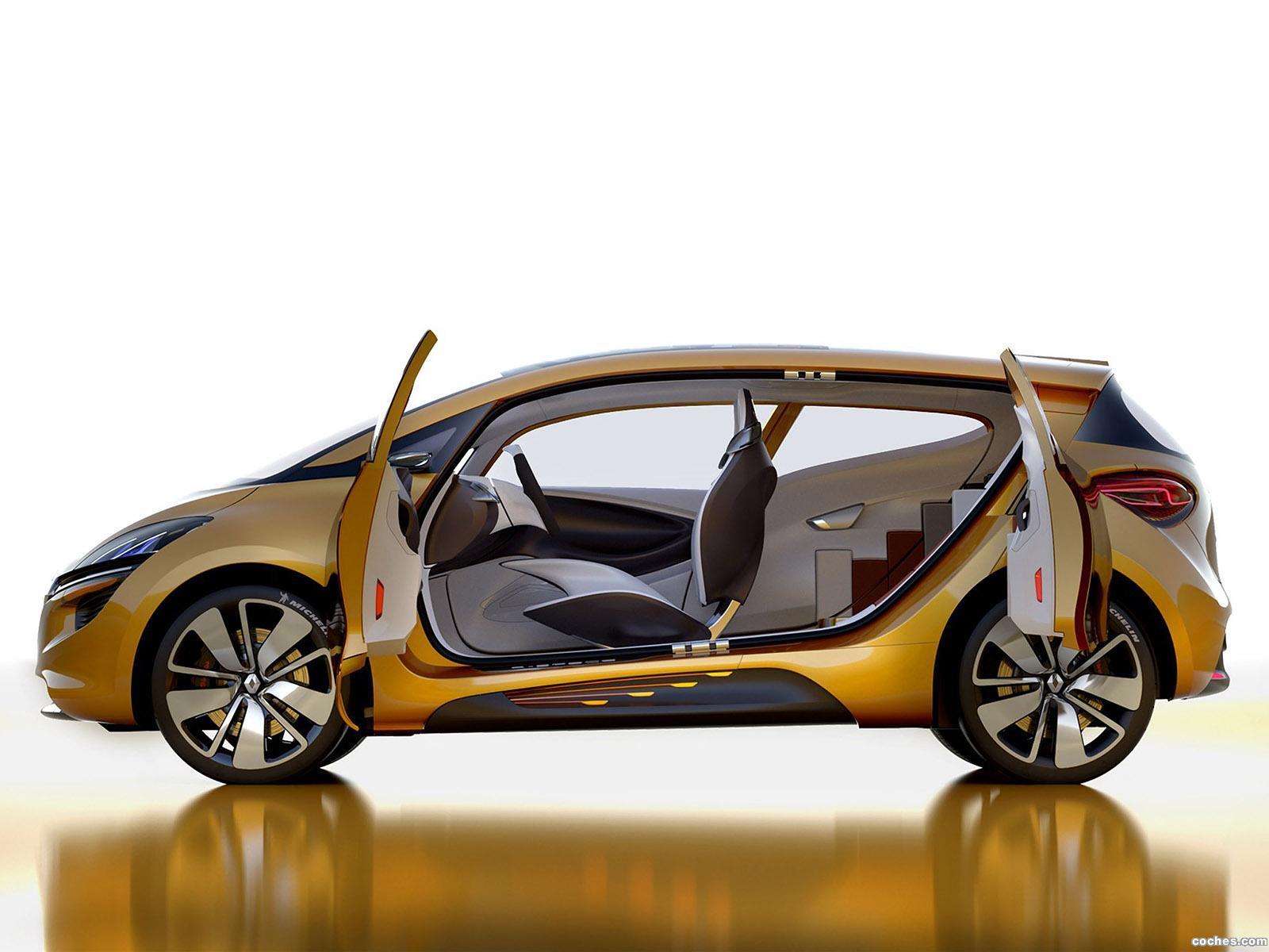 Foto 13 de Renault R-Space Concept 2011