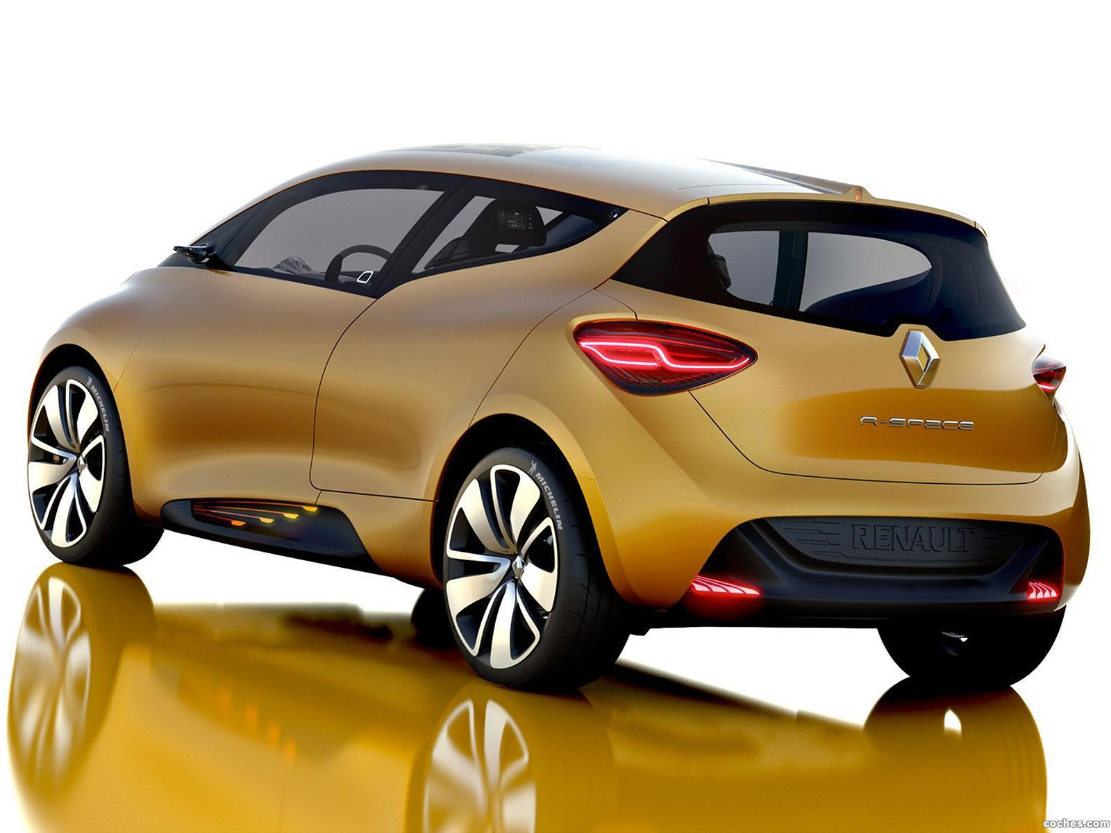 Foto 12 de Renault R-Space Concept 2011