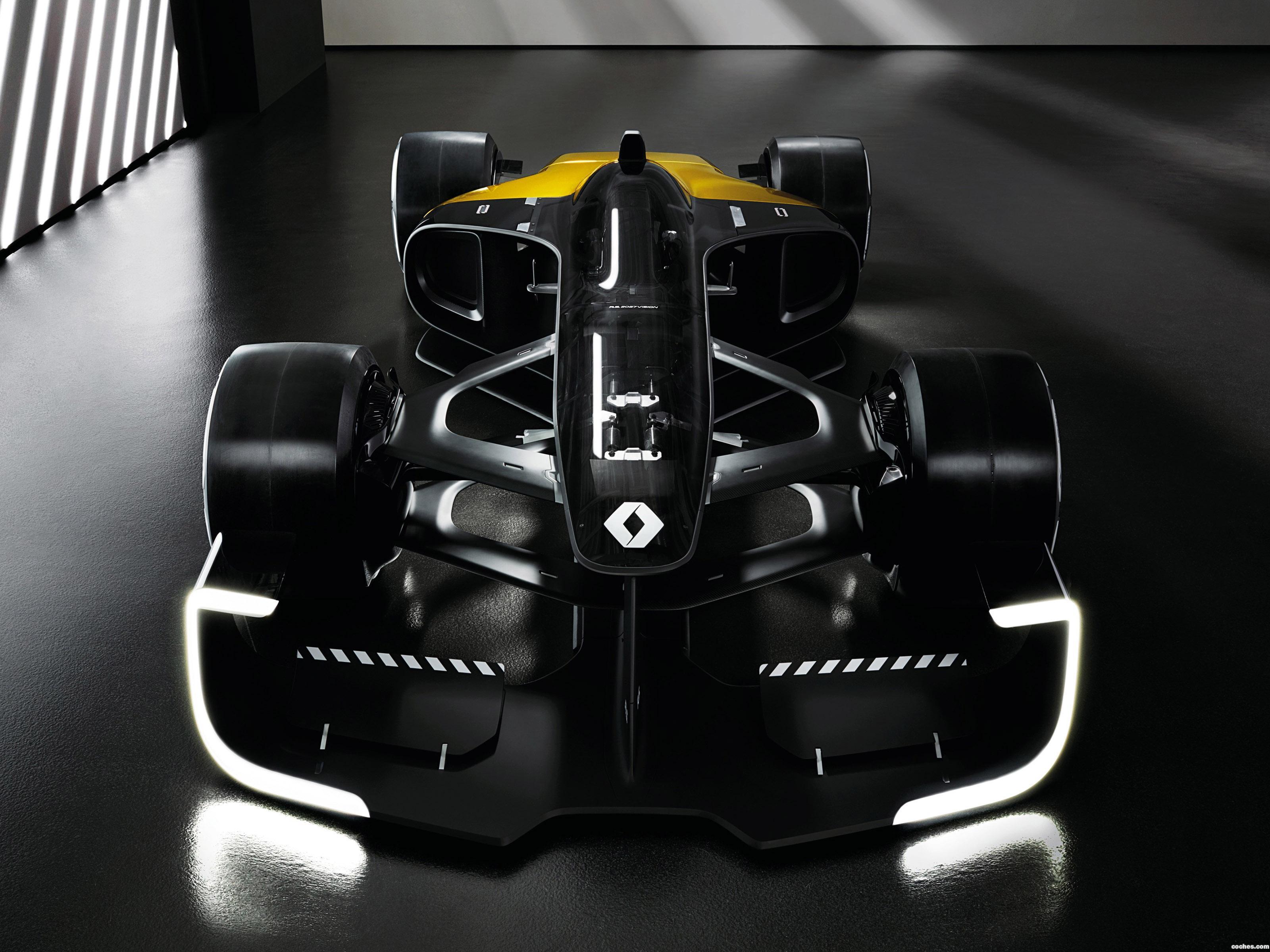 Foto 0 de Renault R.S. 2027 Vision Concept 2017