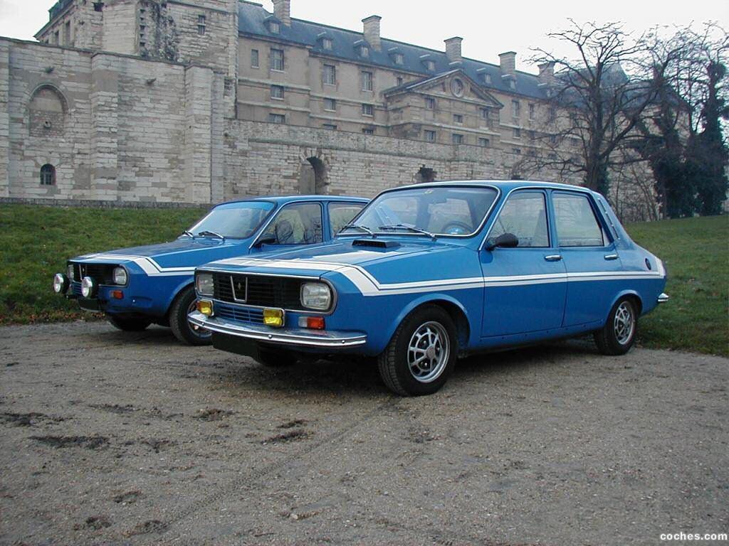 Foto 0 de Renault R12 Gordini 1971