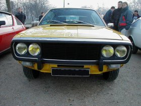 Ver foto 5 de Renault R17 TS 1972