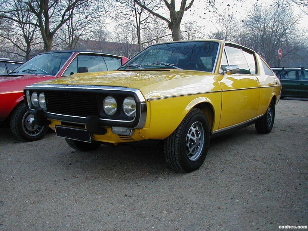 Foto 0 de Renault R17 TS 1972
