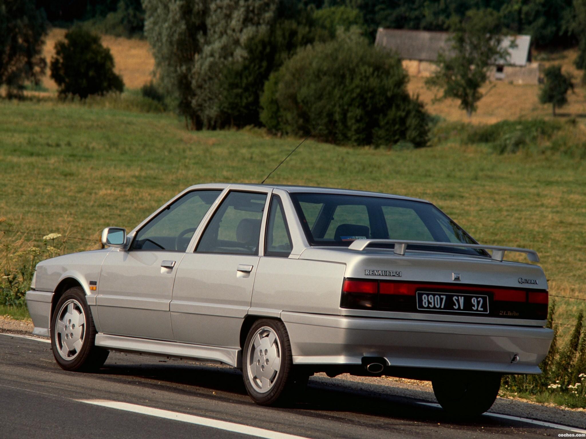 Foto 1 de Renault R21 1989