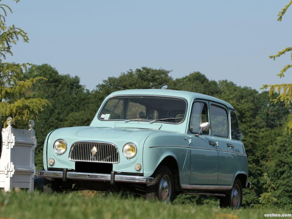 Foto 0 de Renault R4 1963