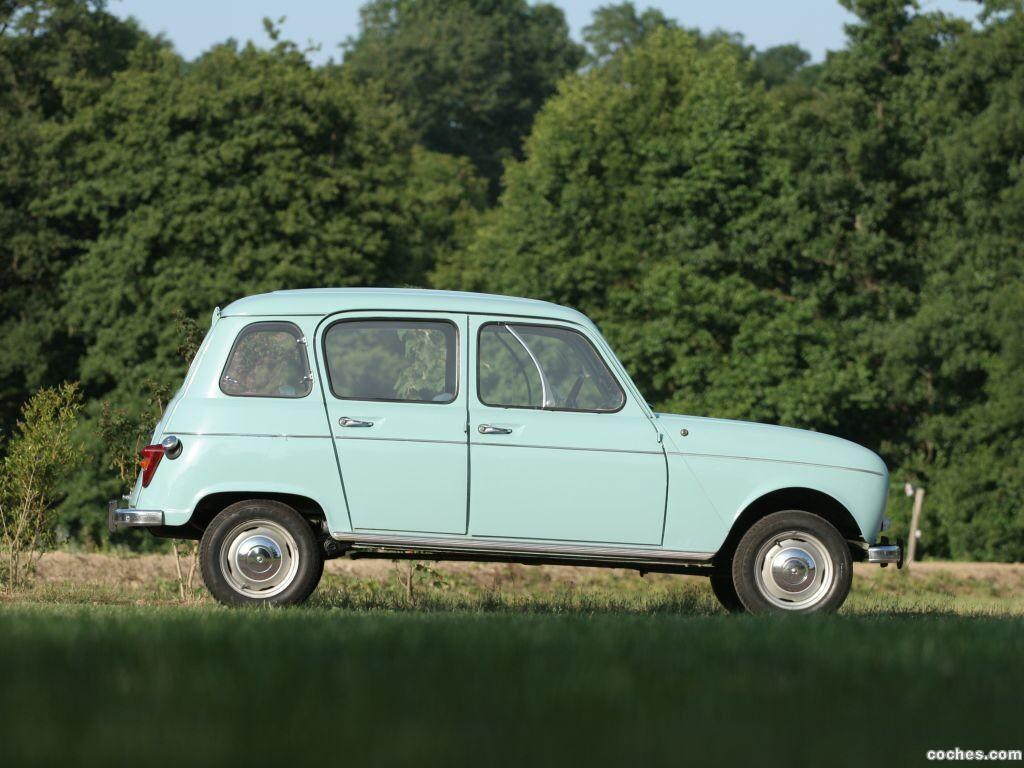 Foto 6 de Renault R4 1963
