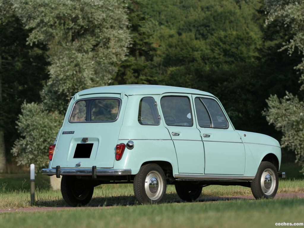 Foto 2 de Renault R4 1963