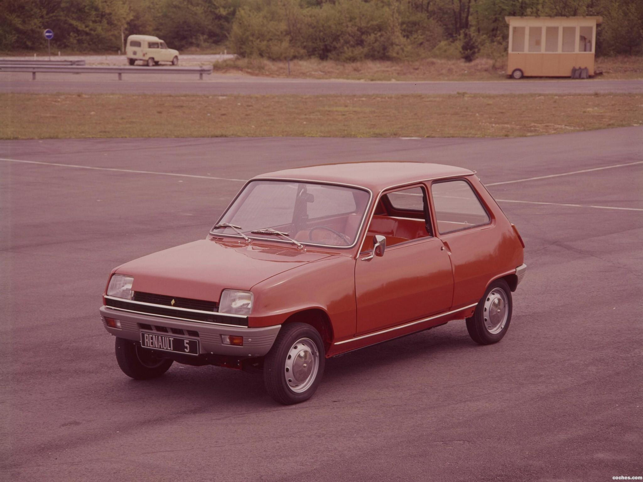 Foto 0 de Renault R5 1971