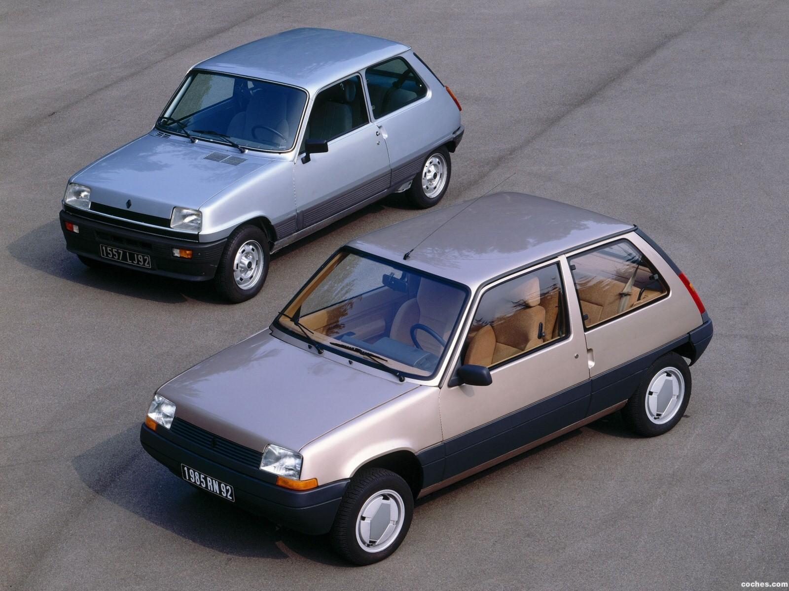 Foto 2 de Renault R5 1984