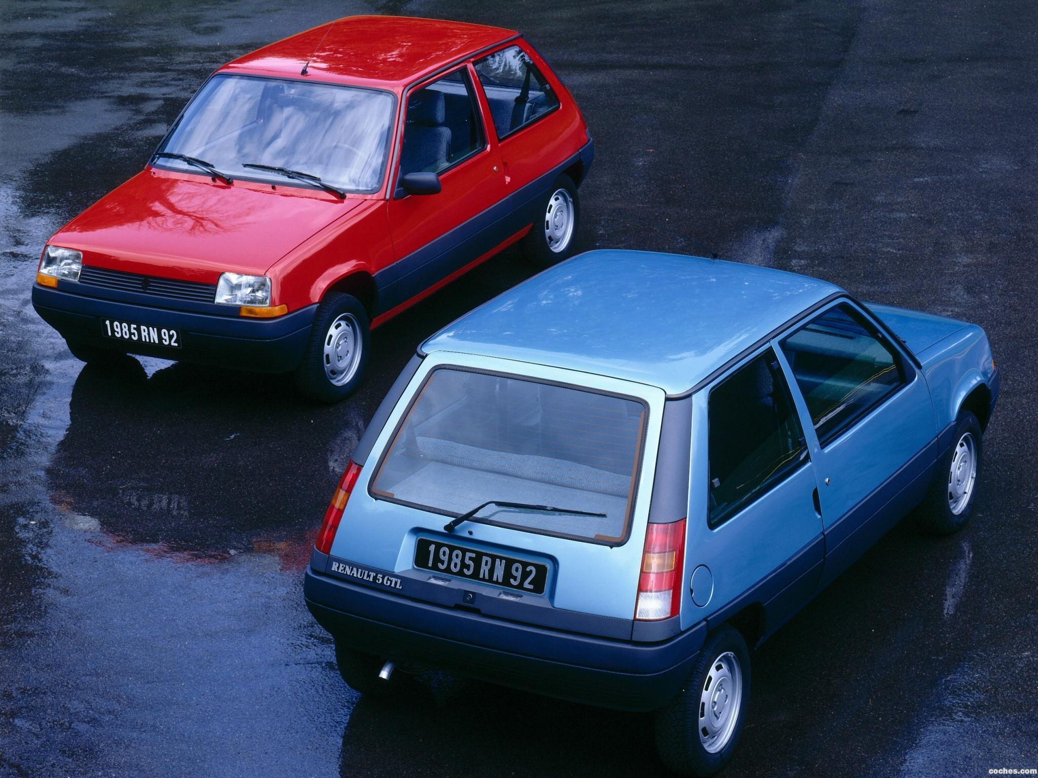 Foto 0 de Renault R5 1984
