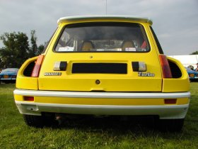 Ver foto 6 de Renault R5 Turbo 1980
