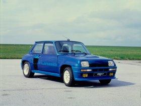 Ver foto 2 de Renault R5 Turbo 1980