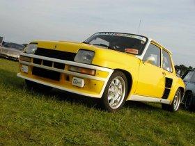 Fotos de Renault R5 Turbo 1980