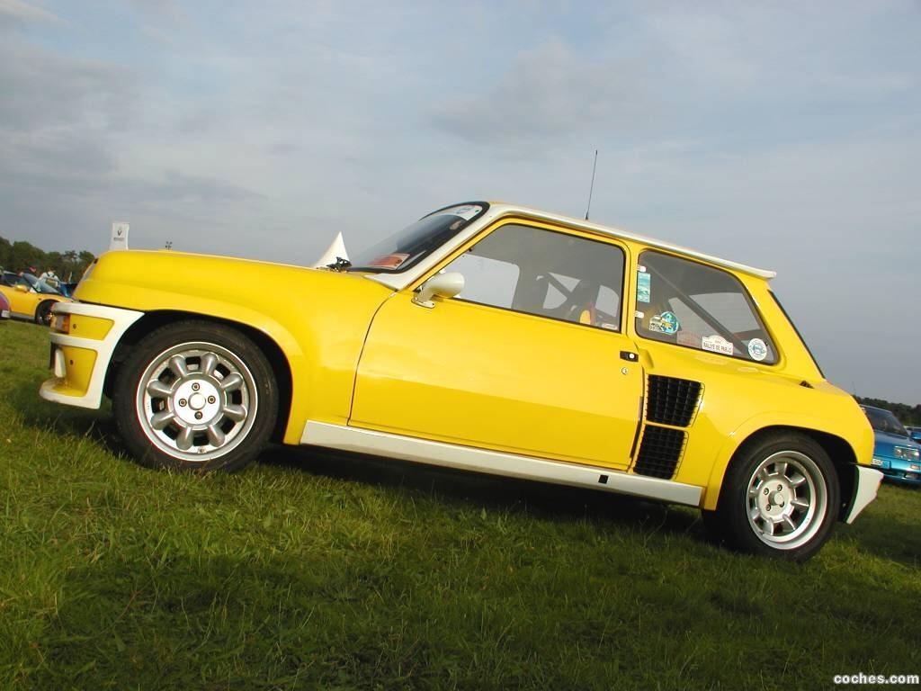 Foto 4 de Renault R5 Turbo 1980