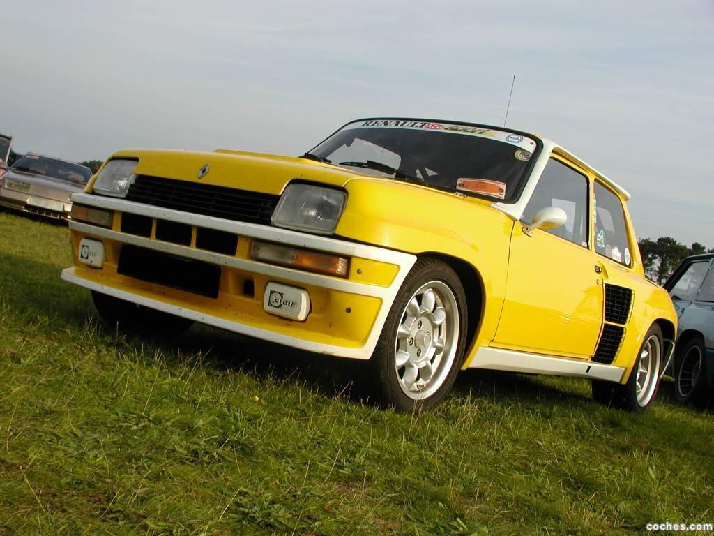 Foto 0 de Renault R5 Turbo 1980