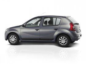 Ver foto 3 de Renault Sandero 2007
